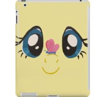 Fluttershy and Butterfly iPad Case/Skin