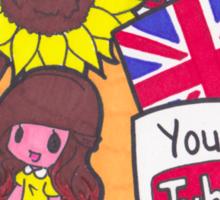 Zoe Sugg  Sticker