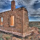 The Half House, Silverton, NSW by Adrian Paul