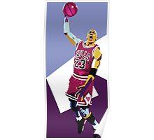 MJ 23 Poster