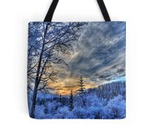Cariboo Sunrise Tote Bag