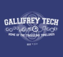 Gallifrey Tech - College Wear 02 by Penelope Barbalios