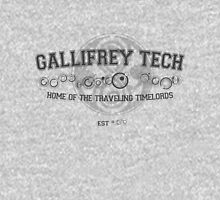 Gallifrey Tech - College Wear 03 Hoodie