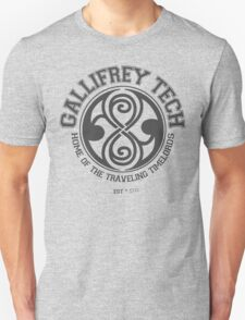 Gallifrey Tech - College Wear 04 Unisex T-Shirt