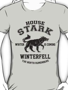 Team Stark (Black) T-Shirt
