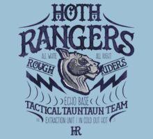Hoth Rangers! by Ronzi