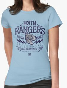Hoth Rangers! Womens Fitted T-Shirt