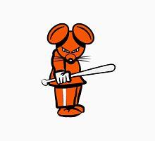 evil mouse baseball Unisex T-Shirt