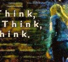 Think Think Think by Fernando Fidalgo