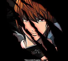Light Yagami by AlexKramer