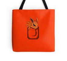 Kyuubi Pocket Tote Bag