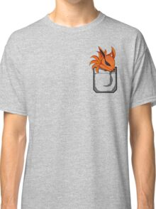 Kyuubi Pocket Classic T-Shirt