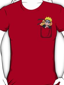 Uzumaki Pocket T-Shirt