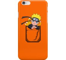 Uzumaki Pocket iPhone Case/Skin