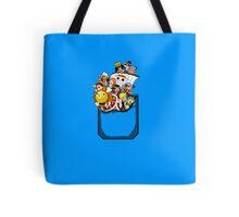 Pocket Sailing Tote Bag