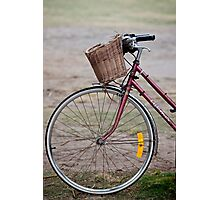 Byron Bicycle Photographic Print