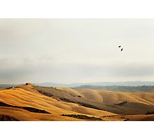 Tuscan Landscape Photographic Print