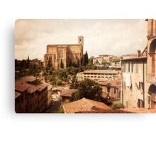 Siena, Tuscany Metal Print