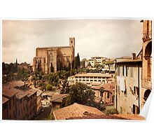 Siena, Tuscany Poster