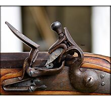 The Flintlock  Photographic Print
