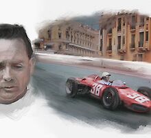Phil Hill Monaco by Lightrace