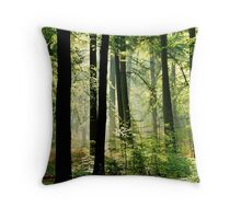 Tender is the spring Throw Pillow