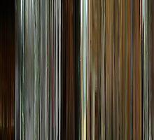 Moviebarcode: Kill Bill: Vol. 2 (2004) by moviebarcode