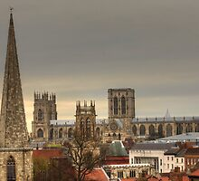 York Minster by Peterwlsn