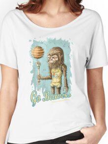 Go Beavers! (full colour) Women's Relaxed Fit T-Shirt