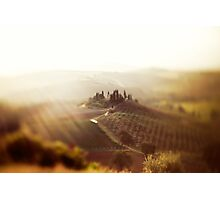 Dream of Tuscany  Photographic Print