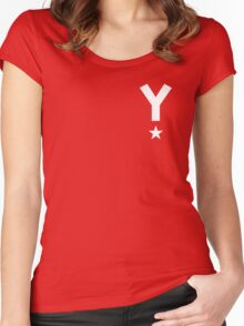 483rd Tail Mark Women's Fitted Scoop T-Shirt