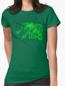 Tribal Bulba - Green T-Shirt