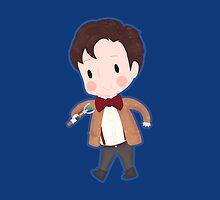 Eleventh Doctor by icemintpeach