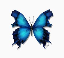 Butterflies Collection: blue butterfly Unisex T-Shirt