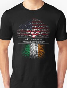 Conklin - American Grown with Irish Roots T-Shirt