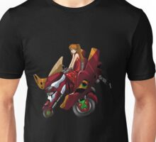 Asuka Eva 02 Unisex T-Shirt