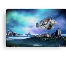 The Fish (Schindleria Praematurus)  Canvas Print