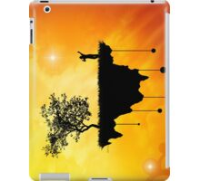 Slice of Earth iPad Case/Skin