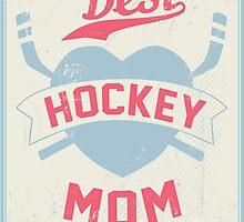 Hockey MOM by mojokumanovo