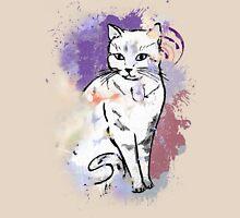 Cute Sitting Cat Unisex T-Shirt