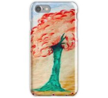 Tree - Acrylic Painting on Canvass iPhone Case/Skin