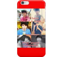 Brent Rivera Hero iPhone Case/Skin