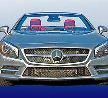 2013 Mercedes GL 550 'Designo' by DaveKoontz