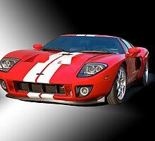 2011 Ford GT Studio by DaveKoontz