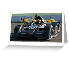 Prototype P1 Racecars Greeting Card