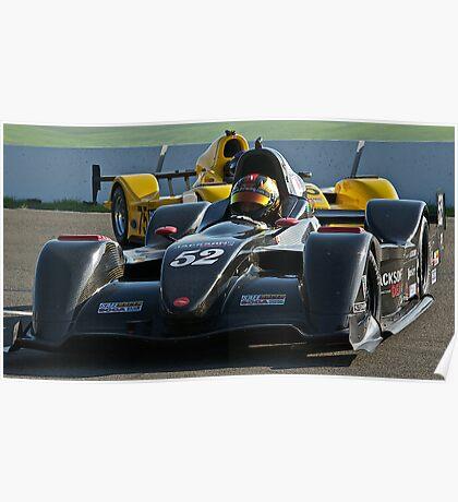 Prototype P1 Racecars Poster