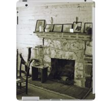 Snow On The Hearth  iPad Case/Skin
