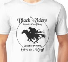Black Riders Courier Company Unisex T-Shirt