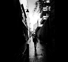 Passage - Black and White - uncut by MarkusTheLion