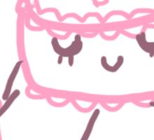 Baby Cakes Sticker